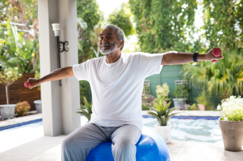Healthy Resolutions for Seniors in a New Year